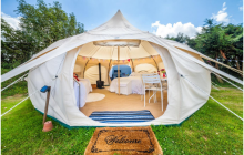 Go glamping right now for these Reasons